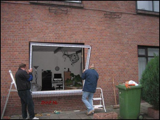 Dutch Design Badkamer ~ Zwetsloot Kunststof Kozijnen Fabriek Zelf uw kozijnen plaatsen