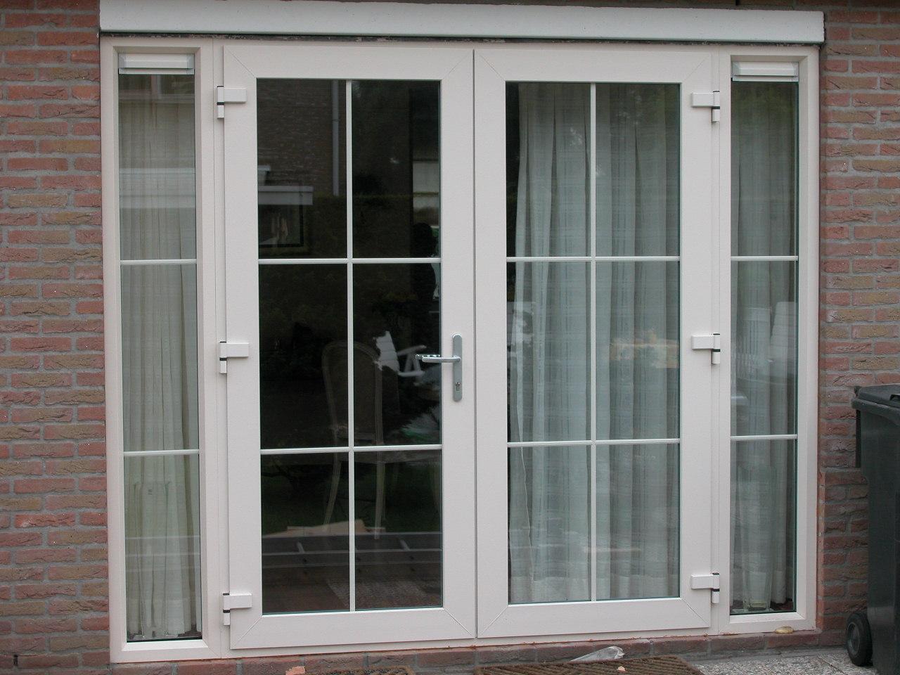 Breedte Openslaande Deuren : Stalen deuren verbouwkosten