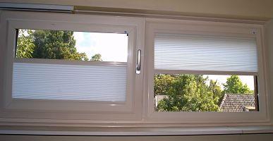 Speedy pliss raamdecoratie