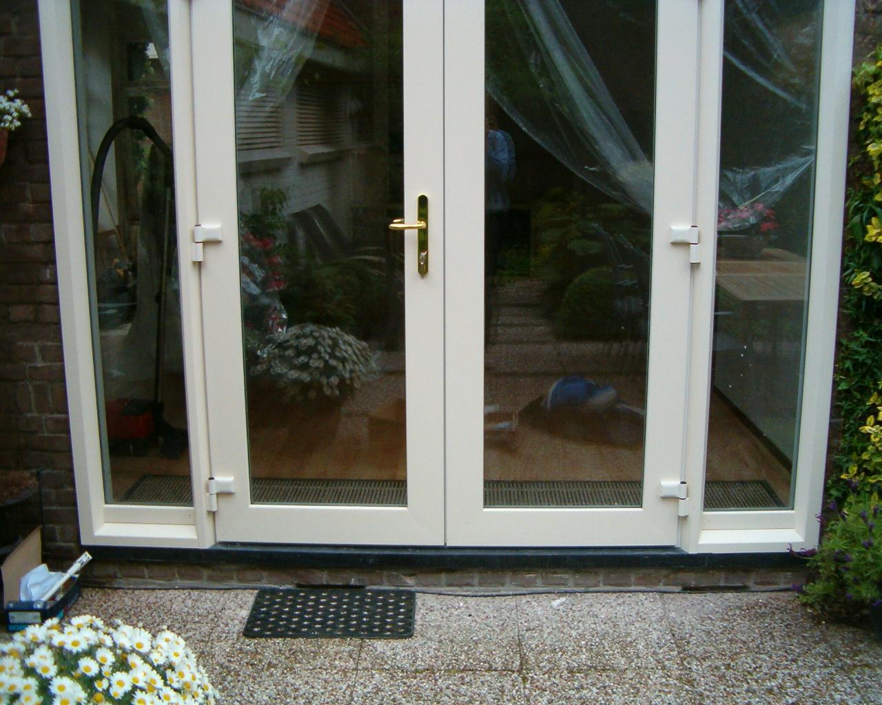 Breedte Openslaande Deuren : Zwetsloot kozijnen fabriek dubbele openslaande tuin deuren